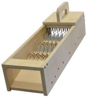 Трепалка - чесалка для распушивания шерсти