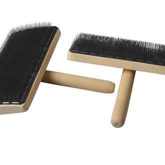 Щетки для  обработки шерсти