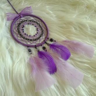 """Фиолетовый ловец снов """"Lilac fairy dust"""""""