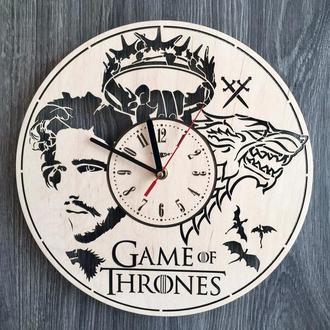 Интерьерные настенные часы «Игра престолов»