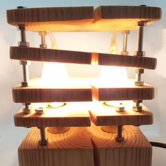 Настольная лампа Candle