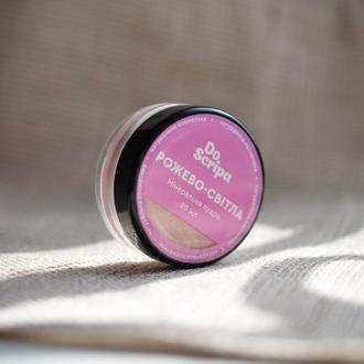 Мінеральна пудра рожево-світла