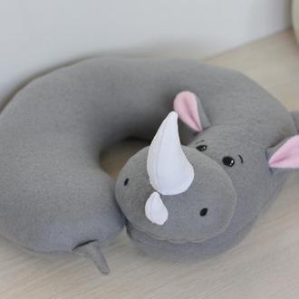 Носорог автоподушка