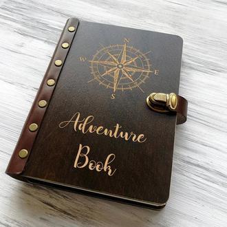 """Блокнот """"Adventure book"""""""
