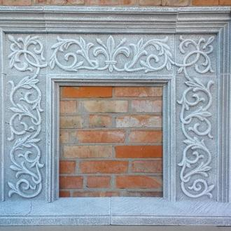 Камин декоративный, портал для камина.