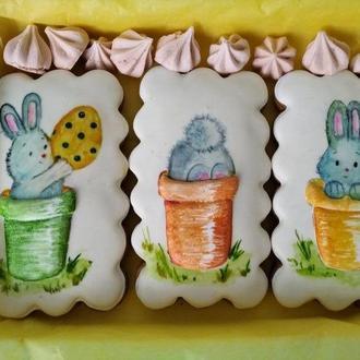 Кролики пасхальные