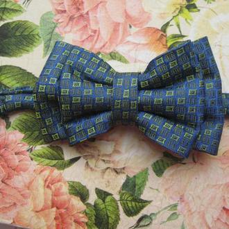 Галстук бабочка (краватка метелик) ручной работы для юных джентльменов