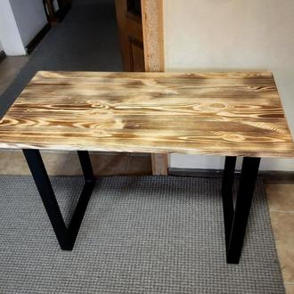 Кофейный/журнальный стол из деревянного (мебельного) щита