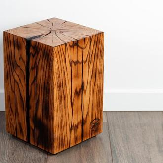 Кран Монтана - дубова колода