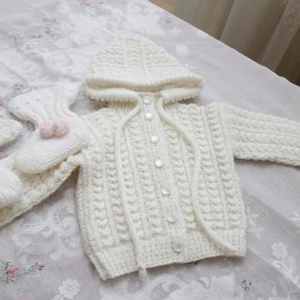 костюмчики на новорожденных