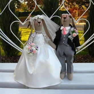Игрушки, подарок на свадьбу