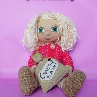 Домовенок (интерьерная кукла)