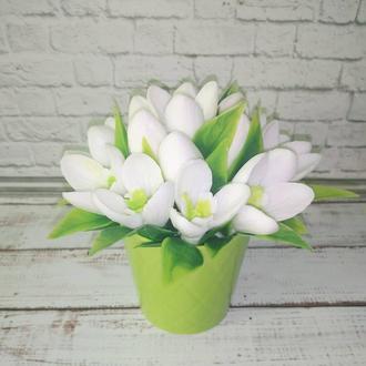 Букет. Квіти з мила
