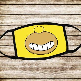 Дитяча багаторазова маска Гомер Сімпсон