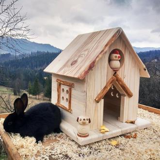 Будиночок для тварин №1