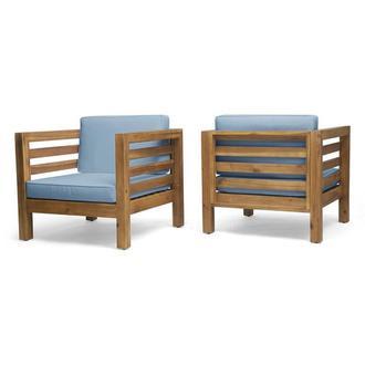 """Крісла садово терасні """"Blue"""""""