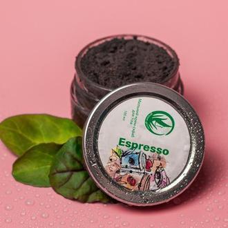 Мыльный крем-скраб для тела Espresso