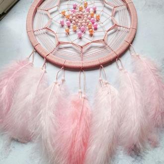 Розовый ловец снов /  Рожевий Ловець снів