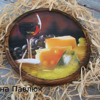 Сырная доска ′Вино и сыр′