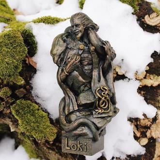 """Гіпсова статуетка """"Локі"""""""