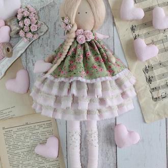 Ангел текстильный, кукла
