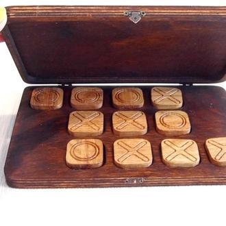 Игра крестики-нолики (Тик Так)