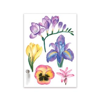 Стикерпак «Весенние цветы»