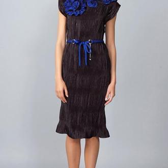 Платье коктейльное от N. Verich