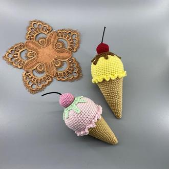 В'язане морозиво