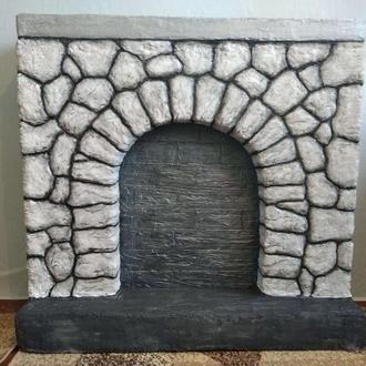 Камин декоративный, фальш камин