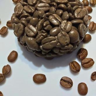 Мыло- скраб с натуральным кофе