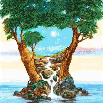 """Набор для вышивки бисером """"Дерево жизни"""""""
