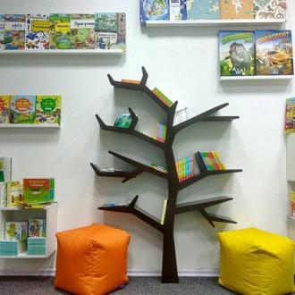 Полочка в форме дерева