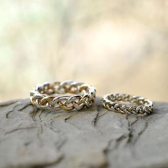 Обручальные кольца викингов