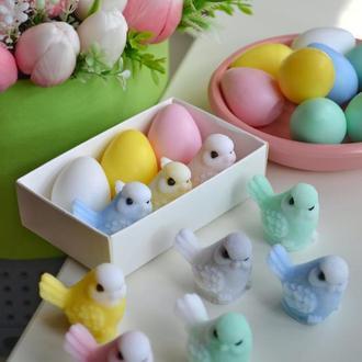 Подарочный набор сувенирного мыла на Пасху
