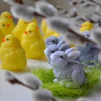 Сувенирное мыло Пасхальный кролик
