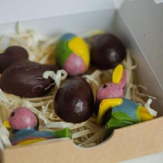 Пасхальный набор натуральных конфет Afrodiziak