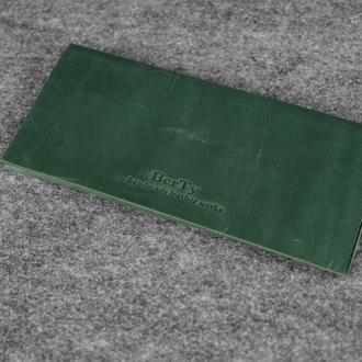 Клатч молодежный|10453| Зеленый