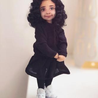 Портретная Кукла (с портретным сходством) 20 см