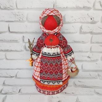 Кукла-мотанка Пасхальная Берегиня, оберег