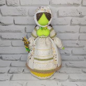 Кукла-мотанка оберег Вербница