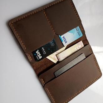 стильный чехол для документов (паспорт, водительские права, ID-карта) DOC2