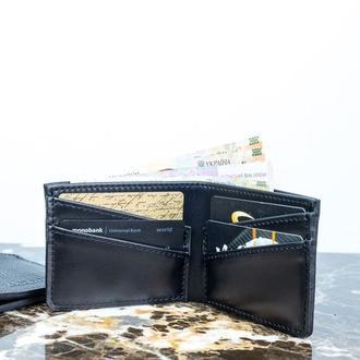 Бумажник Jet черный