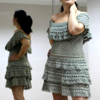 """Платье """"Абсент"""""""