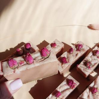 Мыло. Розовое вино
