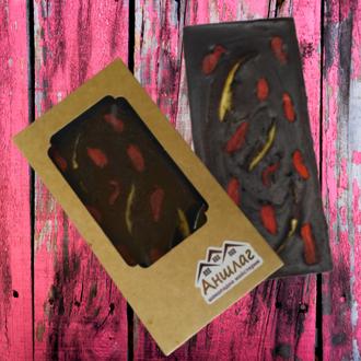 Шоколад тёмный со специями (Рождественский)