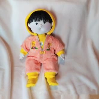 Мягкая игрушка кукла пупс, мягкая кукла мвлыш