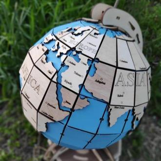 глобус с тайной шкатулкой