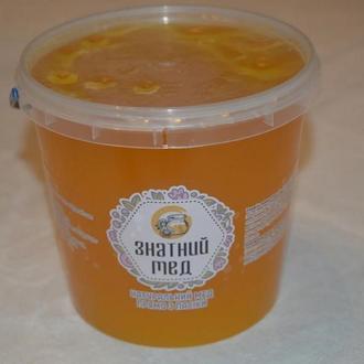 Мед натуральный подсолнечник