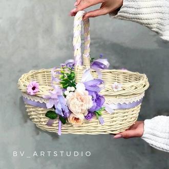 пасхальная корзина